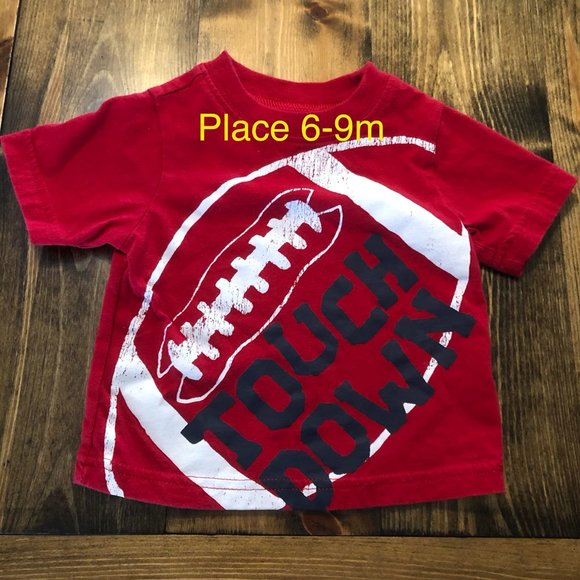 """Touch Down"" Tee"